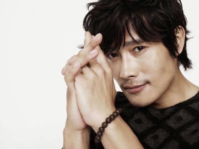 Foto aktor Korea Lee Byung Hun