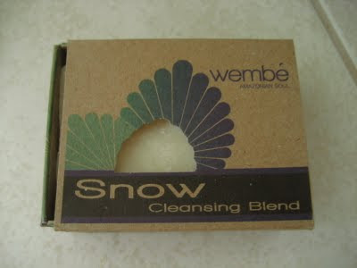 Wembe Snow Cleansing Blend