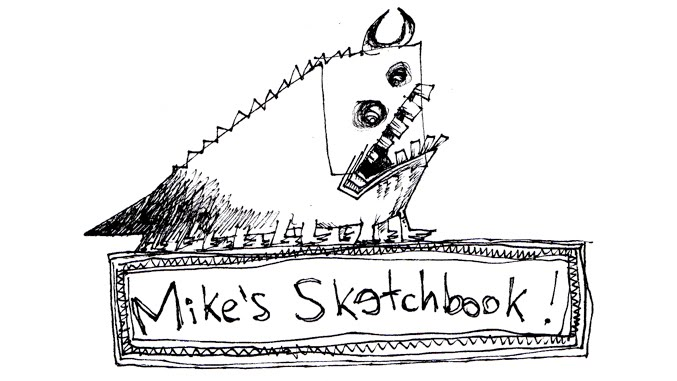 Mike's Sketchbook