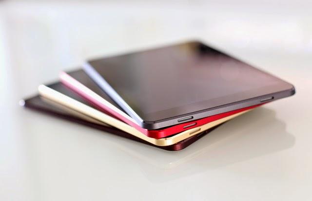 Hisense Vidaa Pad F5281, Tablet Android Super Tipis 6.1 mm