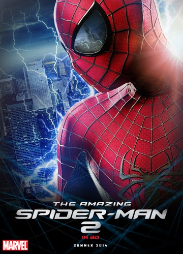 Film The Amazing Spider-Man 2: Rise of Electro 2014 di Bioskop