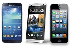 ¿Cuáles son los Smartphone lanzados hasta mitad del 2013