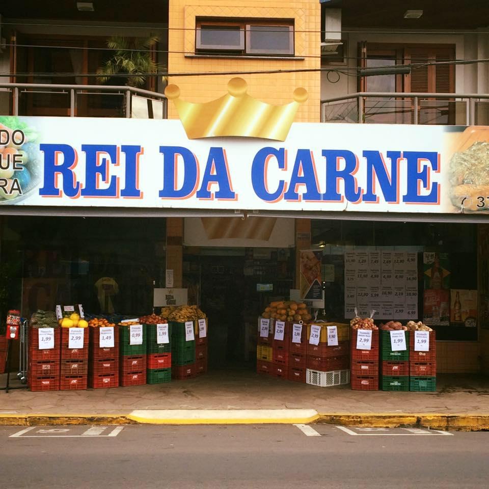 Rei da Carne em Estrela-RS