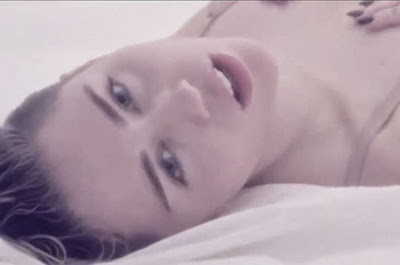 "New Music Video: Miley Cyrus ""Adore You"""