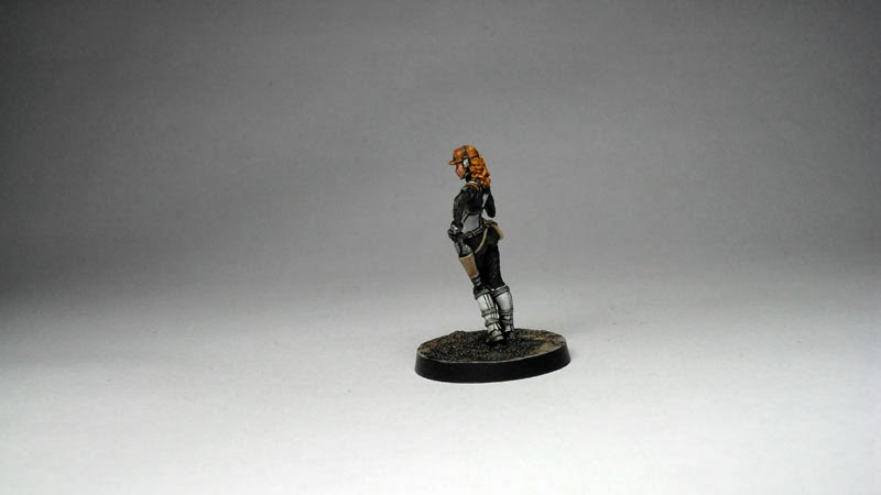 COMM-TECH - DIRE FOES MISSION PACK 3: DARL MIST - INFINITY THE GAME 3