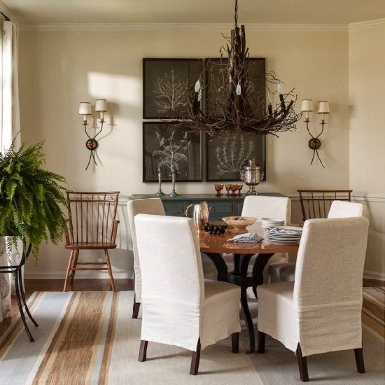 Lee caroline a world of inspiration small dining areas for Small dining area