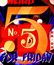 5 for Friday w/Psychic Lynn