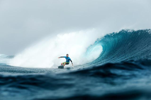 44 Brett Simpson Billabong Pro Tahiti Foto WSL Stephen Robertson