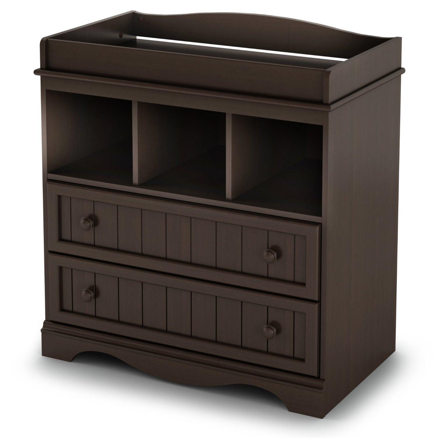 South Shore Savannah Collection Changing Table, Espresso