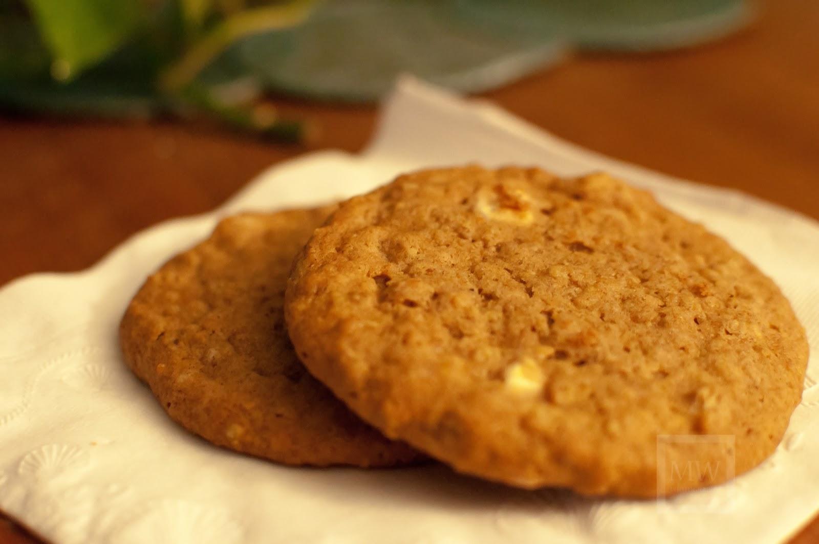 Oatmeal Raisin Cookies Accident Chocolate Cookies