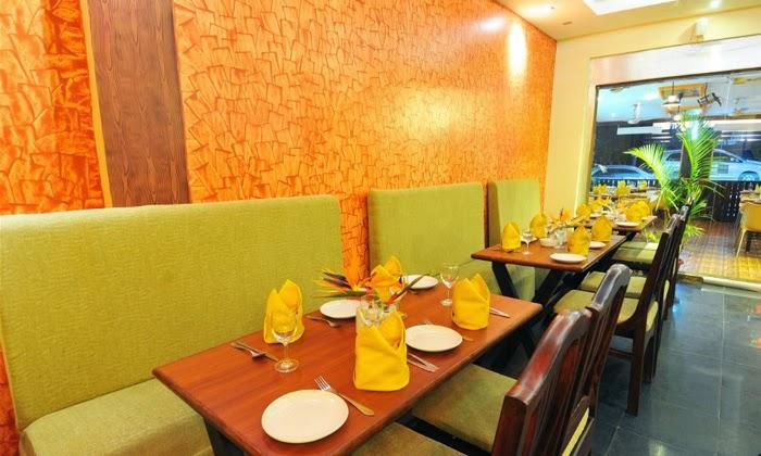 The Pavilion Cafe & Bar Candolim Goa