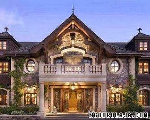 Rumah Mewah Artistik
