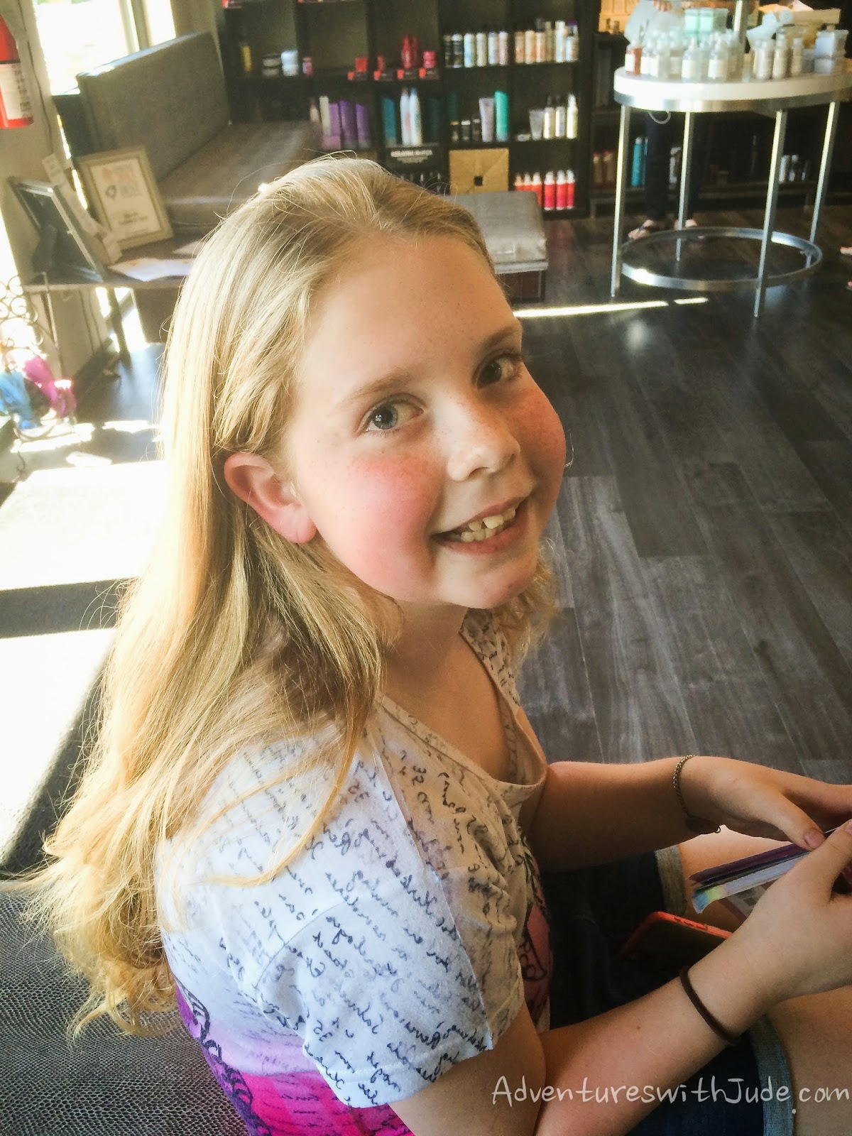 Adventures with Jude: A Helping Haircut - Donating to Wigs ...