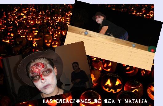 Caras pintadas de halloween fotos imagui for Caras pintadas para halloween