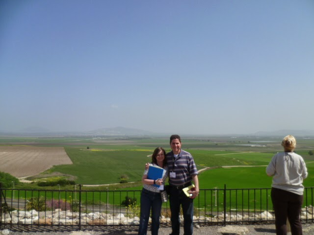 Megiddo View