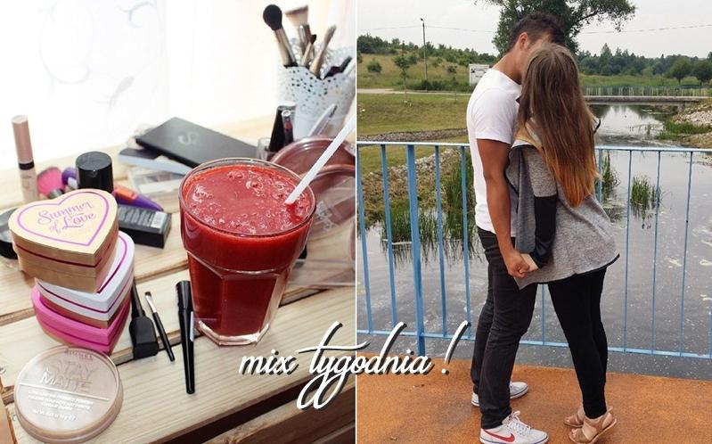 MIX TYGODNIA #5 | zdjęcia i co nowego u mnie?