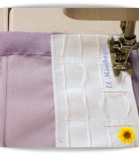 Novedades paola cortinas plisadas sencillas - Tipos de cintas para cortinas ...