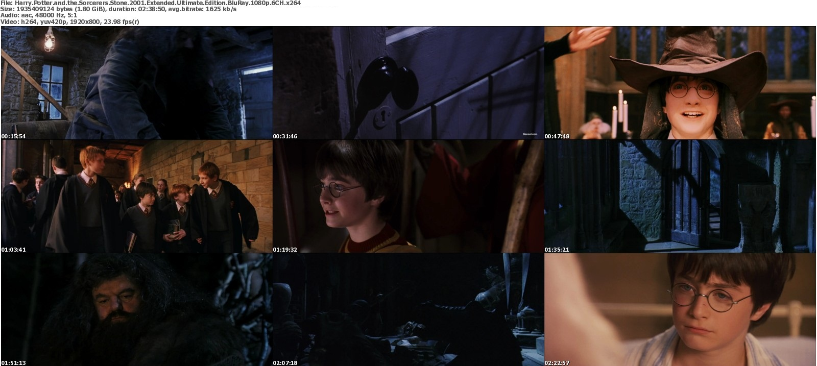 harry potter and the sorcerers stone torrent download with english subtitles