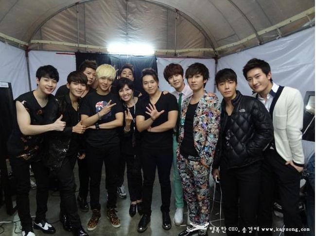 D A M N D Y O: Super Junior, SNSD, SHINee, F(x), TVXQ and ... Krystal Jung 2012
