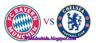 PREDIKSI SKOR BAYERN MUNCHEN VS CHELSEA 20 MEI 2012 - Final Liga Champion