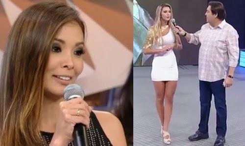 Carol Nakamura aceita pedido de desculpas da Ex BBB Tatiele Polyana