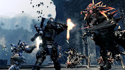 Also unlike Lost Planet, Lost Planet 2 will not constantly drain players of .