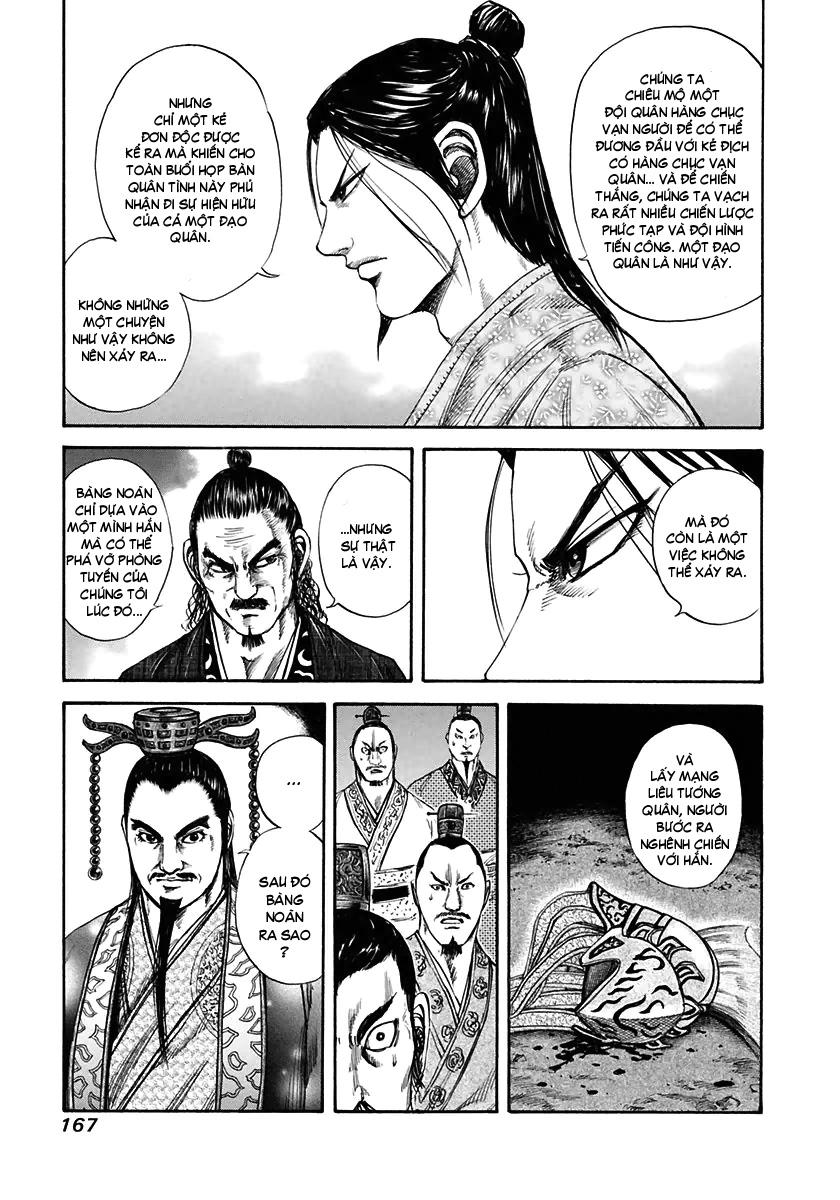 Kingdom - Vương Giả Thiên Hạ Chapter 116 page 15 - IZTruyenTranh.com