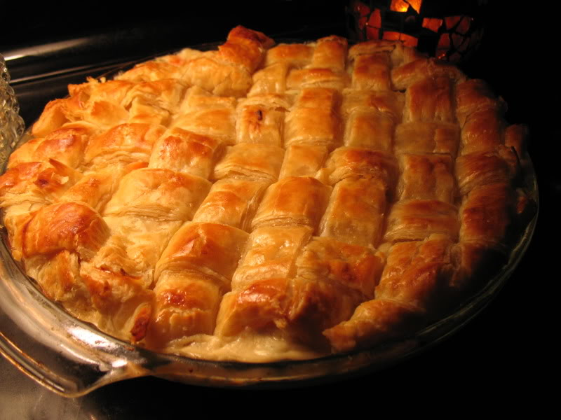 directions for puff pastry topping 4 sheets frozen puff pastry 1 egg ...