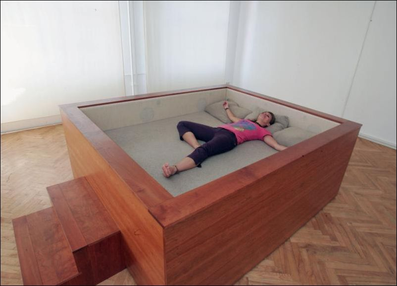 The Most Unusual Beds