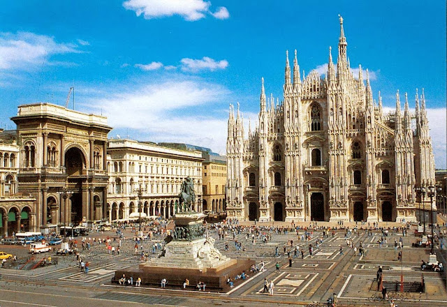 كاتدرائية ميلانو الرئيسية