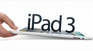 About Smaller But Powerful iPad 3