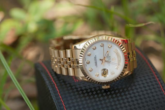 Đồng hồ nam Rolex dây inox cao cấp giá rẻ