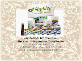 ~ Shaklee Independent Distributor ~