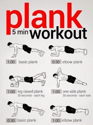 plank workout