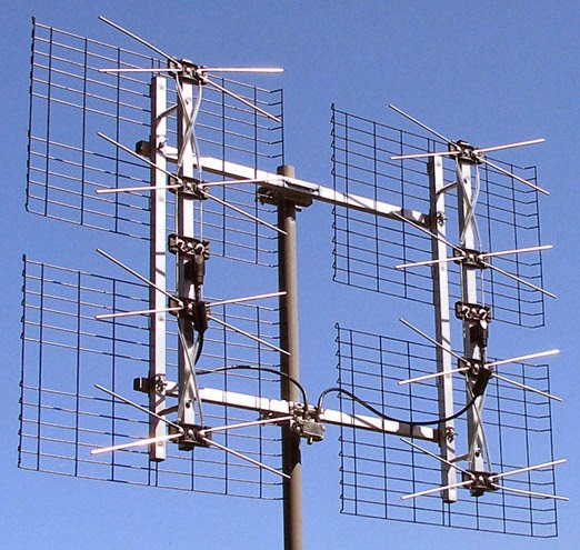 9 Common Common Types Of Digital TV Antennas