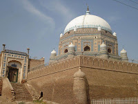 Tomb of Shah Rukn-ne-alam Multan