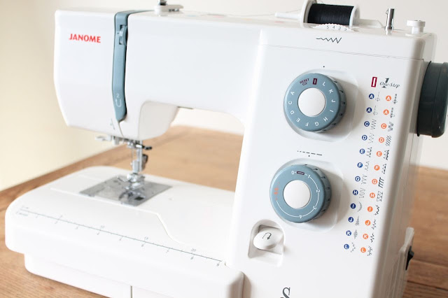An AMAZING Sewing Machine Janome 40S Review Simple Janome 525s Sewing Machine Review