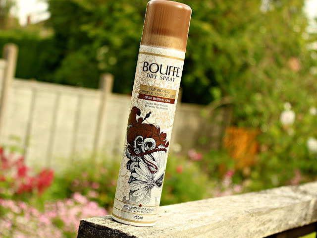 A picture of the Bouffe Dry Spray for Bigger, Thicker-Looking Hair