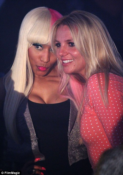 Nicki Minaj Britney Spears Ugly