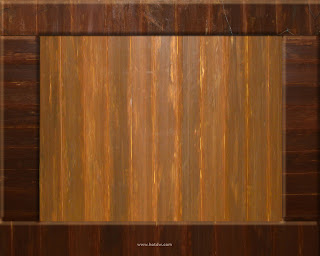 Background Power Point Kayu Wood