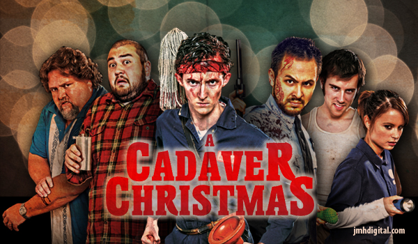 a cadaver christmas features a fun rhythmically brooding score that takes the listener on a journey through a demented holiday soundscape blending the aura - A Cadaver Christmas