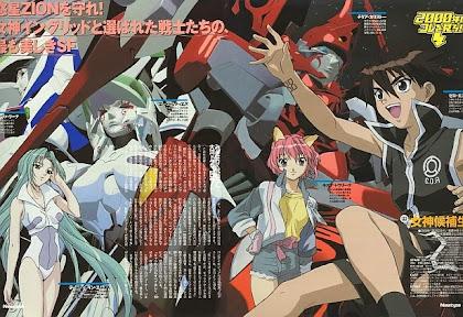 Todos os Episódios de Megami Kouhosei Dublados Online