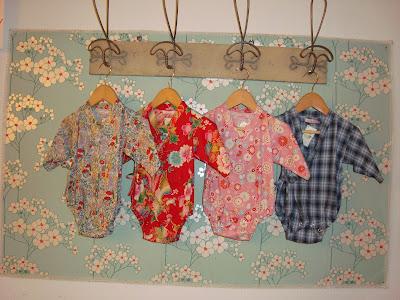 Kimonos de Kiss and Cakes
