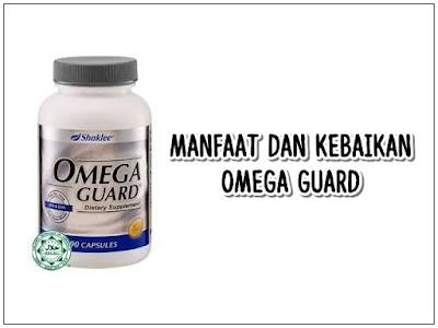 Manfaat dan Kebaikan Omega Guard, Minyak Ikan Laut Dalam