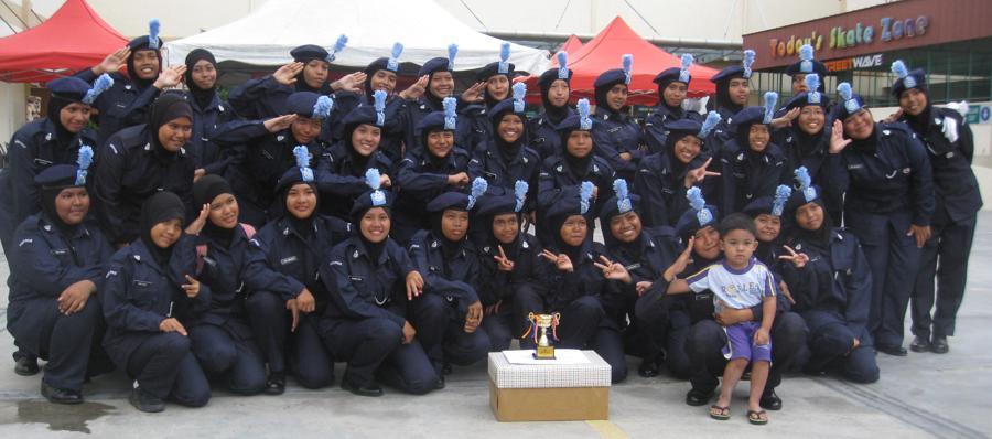 Sekolah Tanjung Puteri Johor Bahru Perokok K