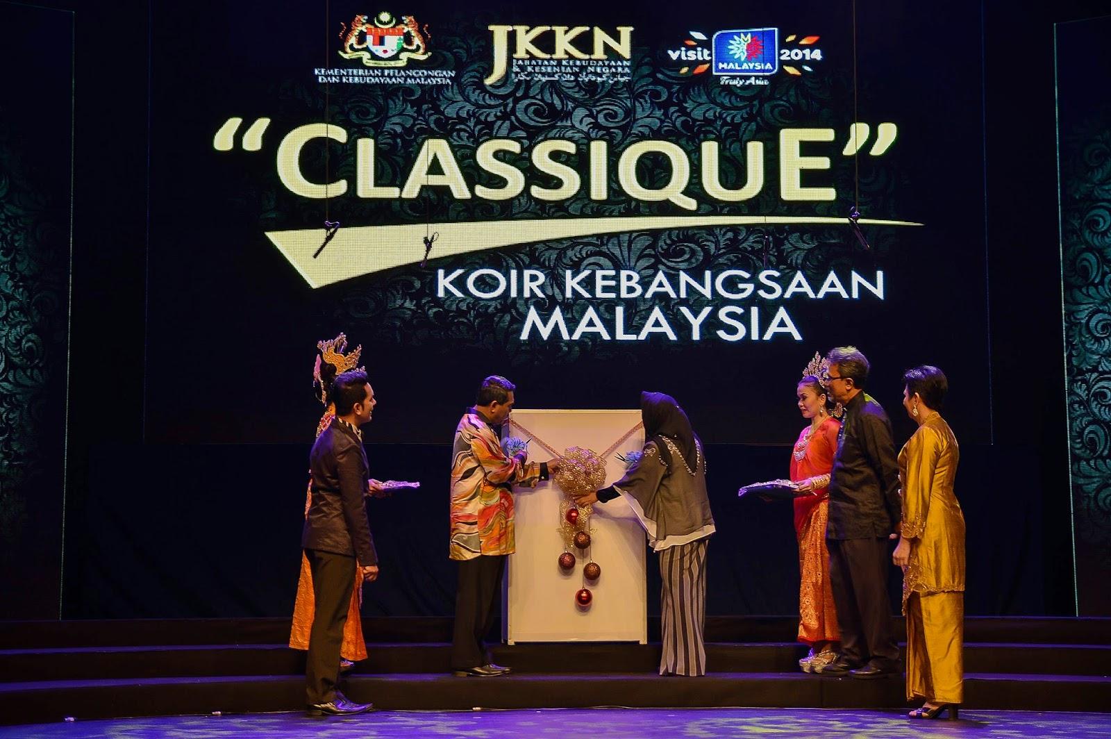 Koir Kebangsaan Malaysia Fauzi Aryaan