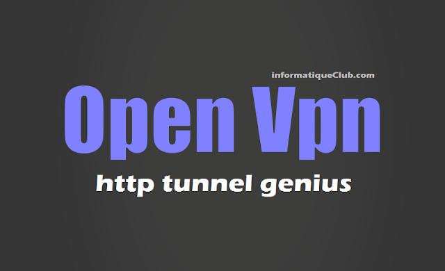 حصريا طريقة تشغيل أنترنت إتصلات المغرب Mobilezone على الحاسوب مجانا (OPENVPN + HTTP Tunnel Genius)