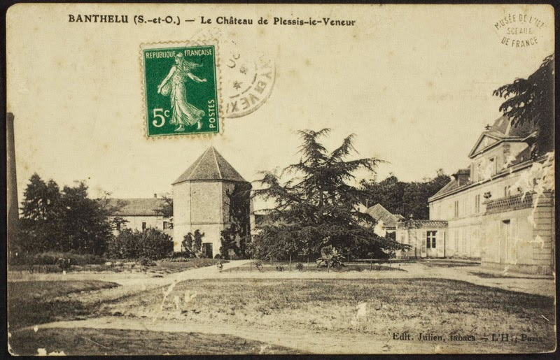 de banthelu descendant du baron de montmorency ft dmolit au 13ime sicle et remplac par lactuel maison bourgeoise que lon appelle encore chteau - Chateau De Valnay Mariage