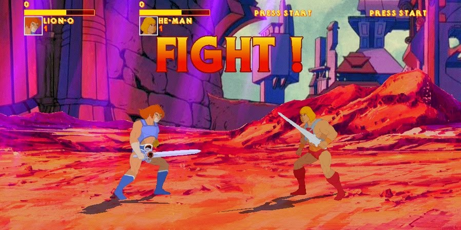 He-man - An Indie Action Game