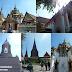 Wisata ke Bangkok (Part 10): What's in Wat Pho? Patung Raksasa, 108 Mangkok Koin, dan Puluhan Temple